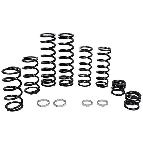 Polaris RZR XP 4 Turbo Dual Rate Spring Kit for Fox Live Valve Shocks (2018-2019)