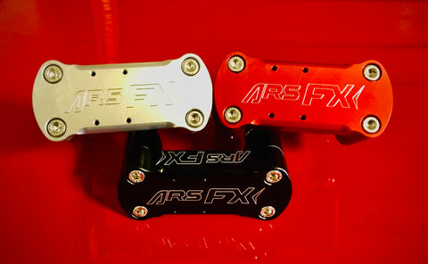 ARSFX Handle Bar Clamps Kits