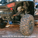 Polaris RZR XP 1000 Spring Kit for Walker Evans Needle Shocks (2014-2016)