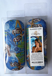 Glass Case Chernee Kookaburra