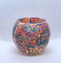Load image into Gallery viewer, Tealight Holder Judy Watson 11CM