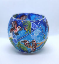 Load image into Gallery viewer, Tealight Holder Chernee Kookaburra 11CM