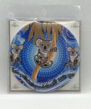 Load image into Gallery viewer, Ceramic Coaster Chernee Koala