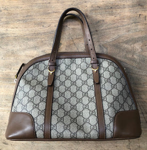 Gucci monogram purse