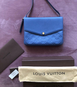 Louis Vuitton Twice