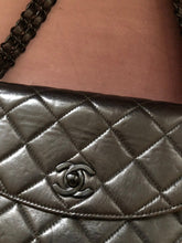 Load image into Gallery viewer, Chanel So Black vintage purse
