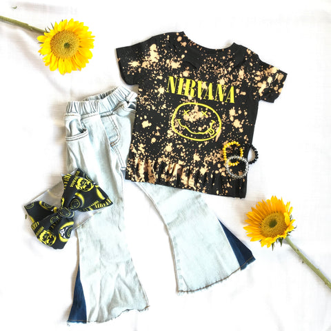 Distressed Nirvana Tee