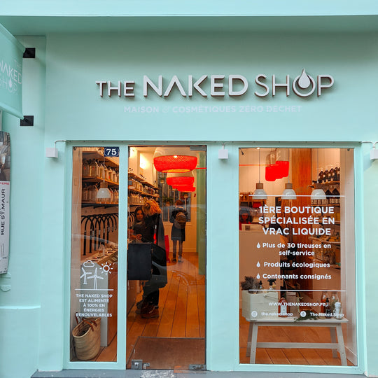 The Naked Shop