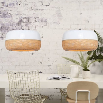 Double suspension lampe Good & Mojo