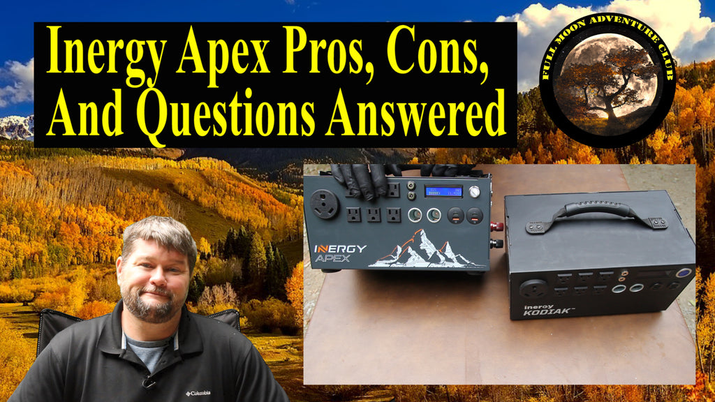 Inergy Apex Pros, Cons, And Questions Answered