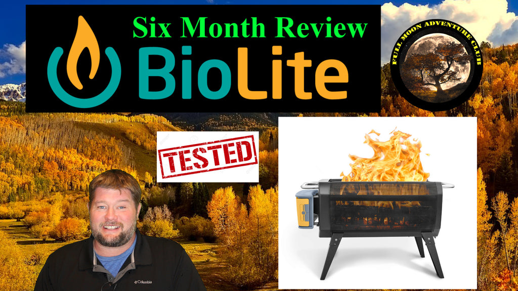 BioLight FirePit Six Month Review - Did It Last?