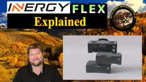Inergy Flex System Explained - Kodiak Apex Flex batteries