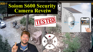 Soliom S600 Pan/Tilt Security Camera Review