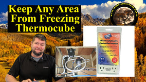 Thermocube Test And Review - Keep areas from freezing