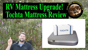 Custom RV Mattress Upgrade - Tochta 2 Month Review