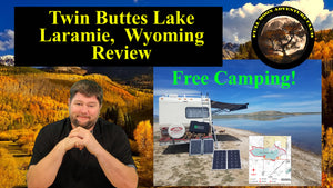Twinn Buttes Lake Laramie, Wyoming Review