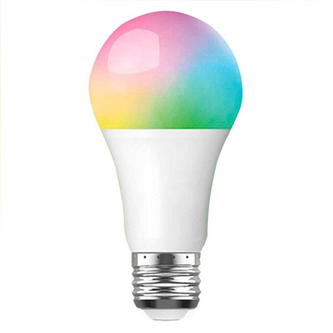 Ampolleta 10W Led Inteligente - WiFi Multicolor E27