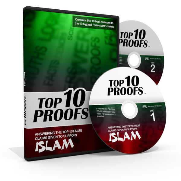 Top Ten False Claims Given to Support Islam