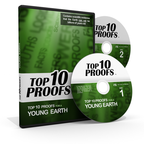 Top Ten Proofs for a Young Earth