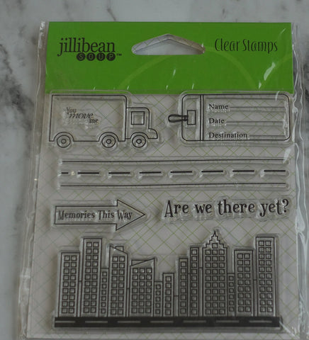 You Move Me Stamp Set, Jillibean Soup