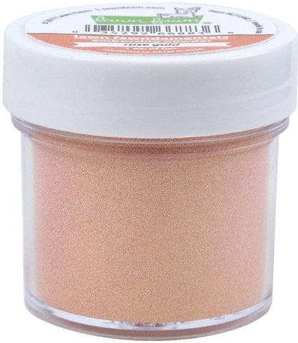 Rose Gold Embossing Powder, Lawn Fawn