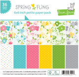 Spring Fling Petite Paper Pack, Lawn Fawn