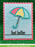 Stitched Umbrella Die, Lawn Fawn