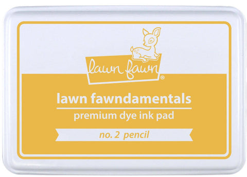 No. 2 Pencil Ink Pad, Lawn Fawn