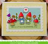 Oh Gnome! Stamp Set, Lawn Fawn