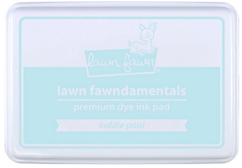 Kiddie Pool Ink Pad, Lawn Fawn