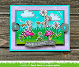 Dandy Day Petite Paper Pack, Lawn Fawn