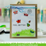 A Bug Deal Stamp Set, Lawn Fawn