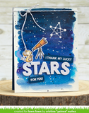 Super Star Stamp Set, Lawn Fawn
