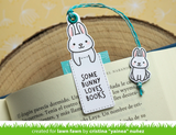 Don't Worry, Be Hoppy Stamp Set, Lawn Fawn