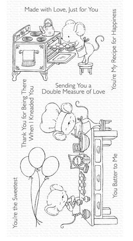 Sweet Shop Stamp Set, My Favorite Things Rubber Stamps