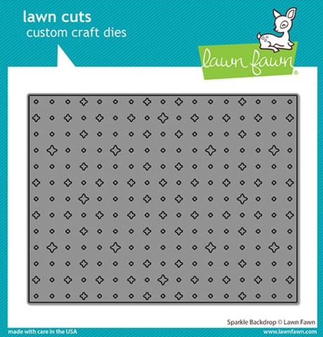 Sparkle Backdrop Die, Lawn Fawn