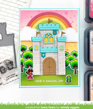 Tiny Fairy Tale Stamp Set, Lawn Fawn