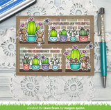 Simply Summer Sentiments Stamp Set, Lawn Fawn