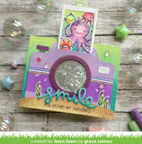 Ocean Shell-fie Stamp Set, Lawn Fawn