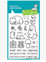 Den Sweet Den Stamp Set, Lawn Fawn