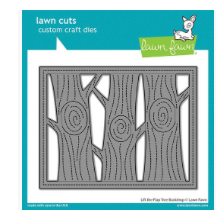 Lift the Flap Tree Backdrop Dies, Lawn Fawn