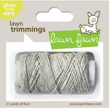 Glow-in-the-Dark Cord, Lawn Fawn