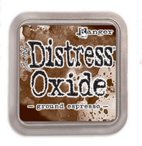 Ground Espresso, Distress Oxide Pad, Tim Holtz