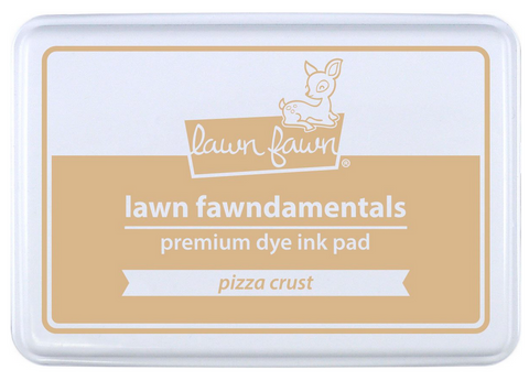 Pizza Crust Ink Pad, Lawn Fawn