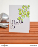 Leaf Canopy Stamp & Die Bundle, Altenew