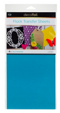 Thermo Web, Blue Diamond Flock Transfer Sheets, Deco Foil
