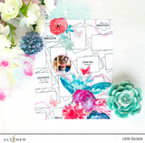 Crystal Frames Stamp & Die Bundle, Altenew