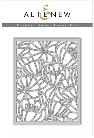 Dainty Blooms Cover Die, Altenew