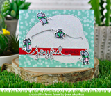 Stitched Pond Die, Lawn Fawn