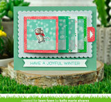 Flippin' Awesome Add-On Die, Lawn Fawn